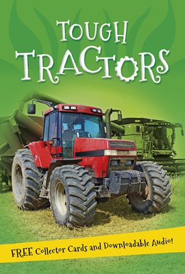 Book cover for It's all about... Tough Tractors